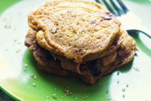 blueberry pancake peanut butter sandwich